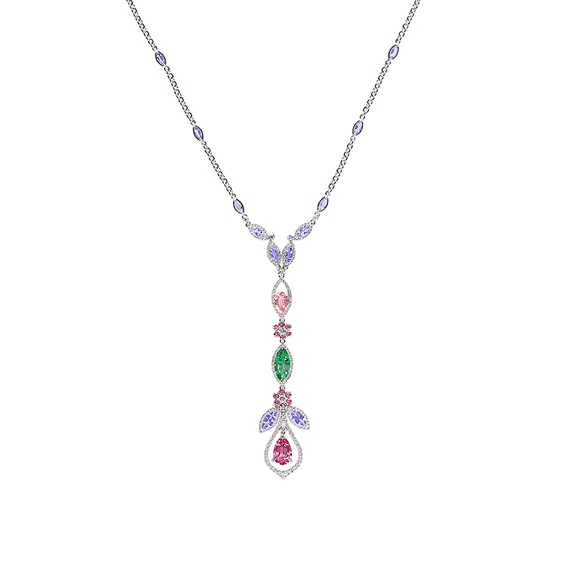 GSA 彩寶套鍊