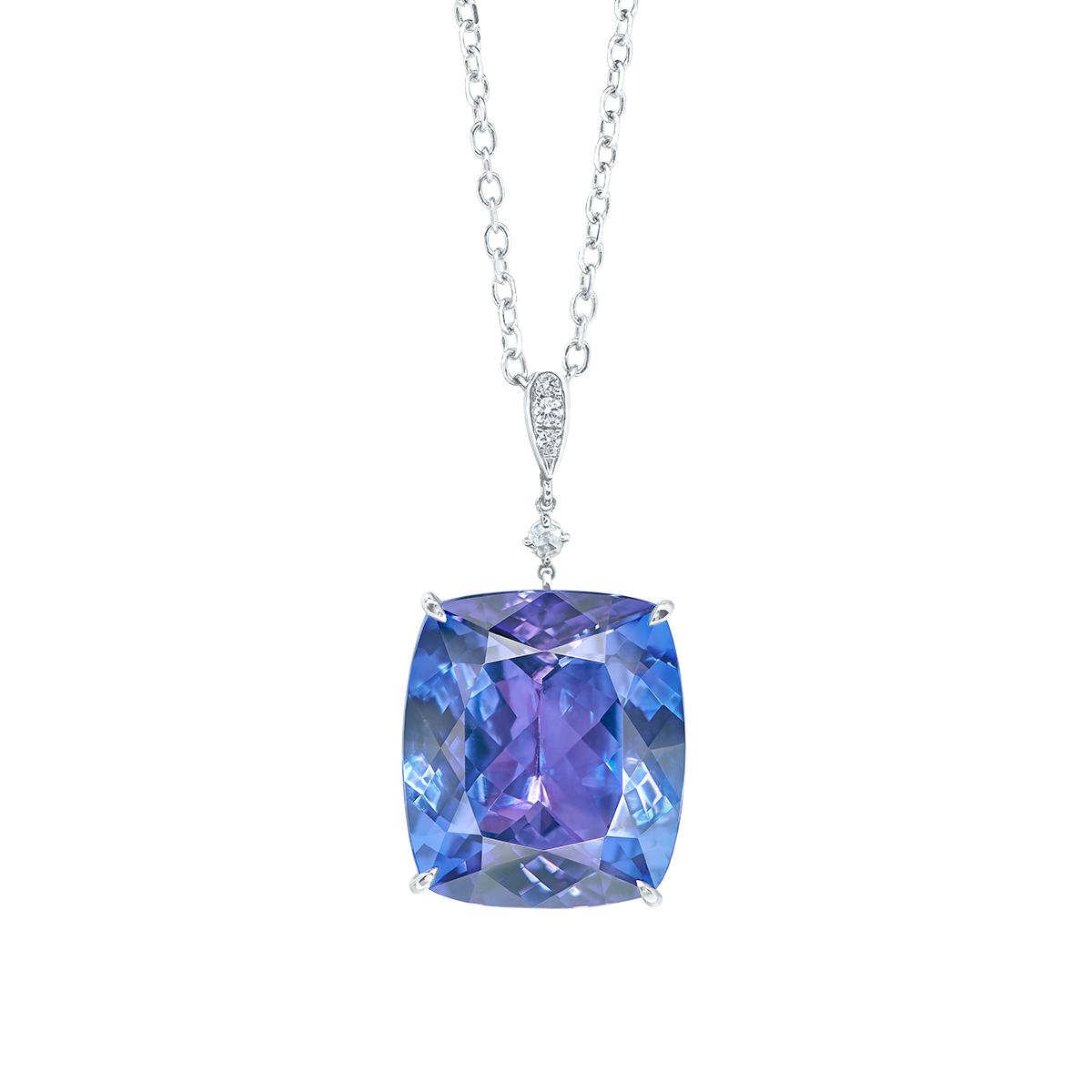 21.52克拉 丹泉石墜鍊